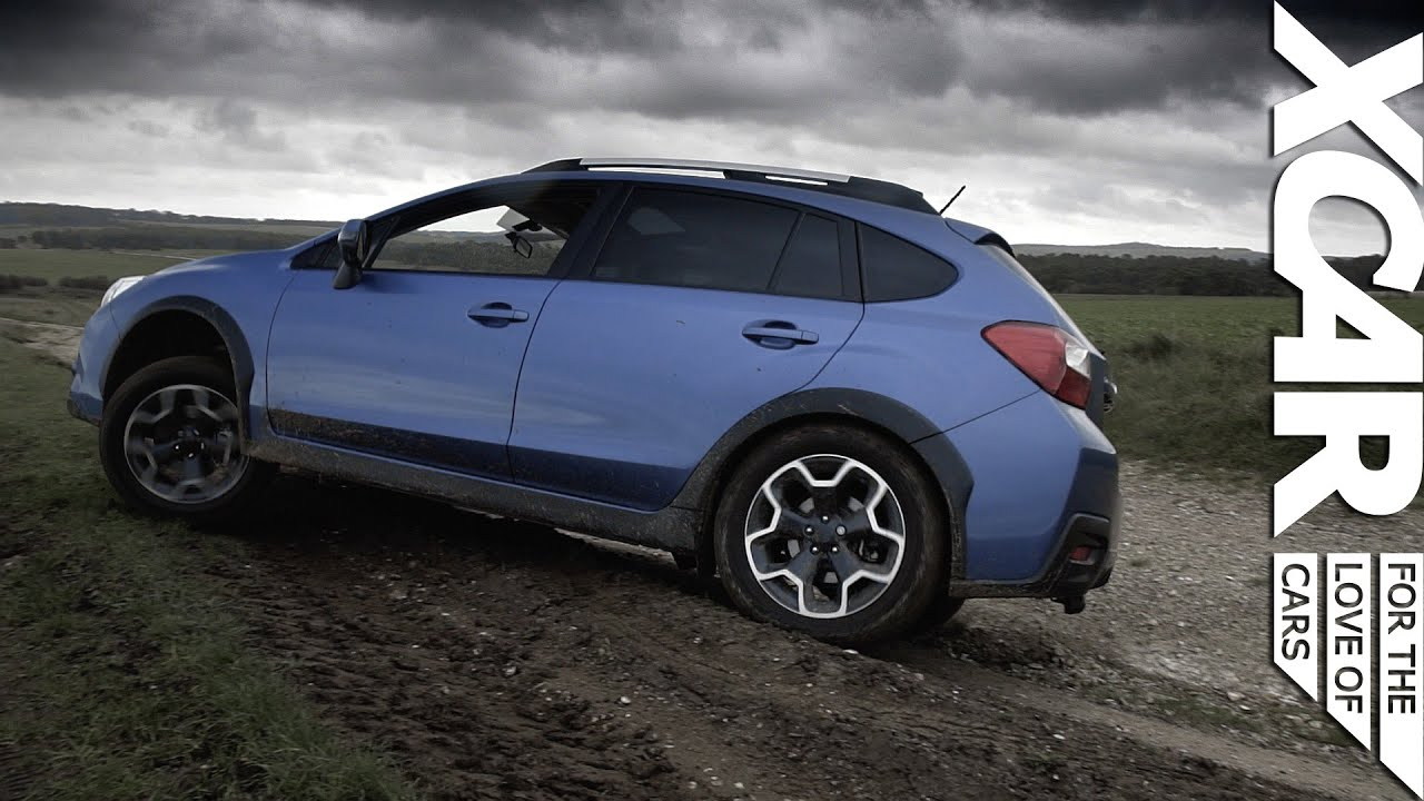 Subaru xv offroad