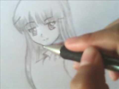 Draw Anime Girl And Boy Youtube