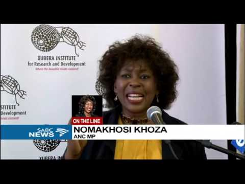 ANC's Khoza fears for children's safety amid threats