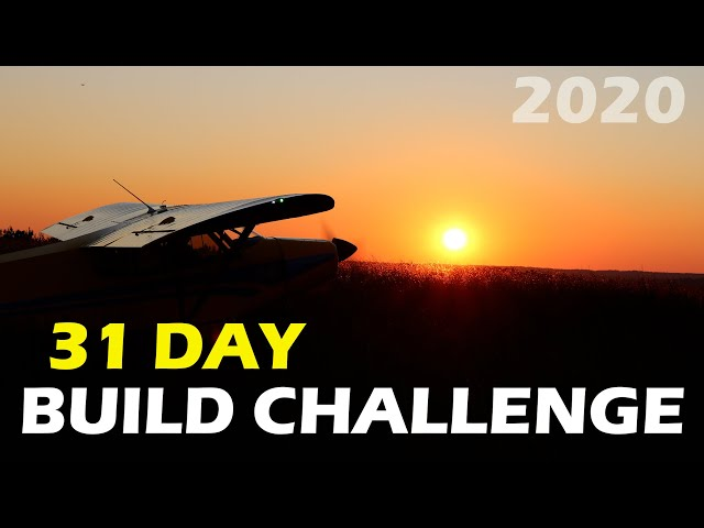 The 2020 - 31 Day Build Challenge