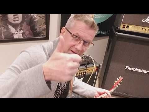 ISP Decimator II G-String + Marshall JVM