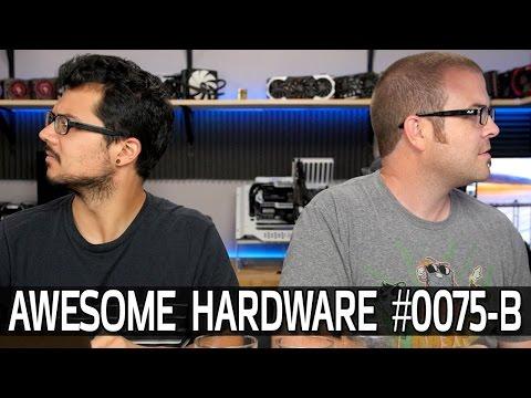 Awesome Hardware #0075-B: 7700K Benchmarks & Largest Ultrawide Ever