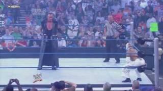 The Undertaker VS Rey Mysterio (Smackdown 28-05-10) Part-1