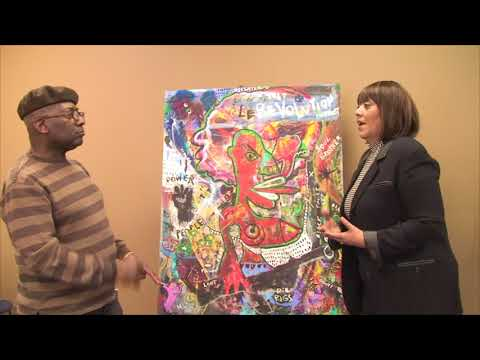 Always Moving Forward | Renee Ross-Bowers | Detroit Fine Arts Breakfast Club | March 11, 2018