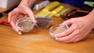 How to Use Chia & Flax Seeds in Baby Food | Baby Food