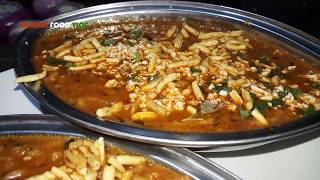 DHABA Style SEV Tamatar | Indian SPICY Curry | Food Explorer India