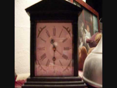 Talking Butler Clock - Good Morning #1