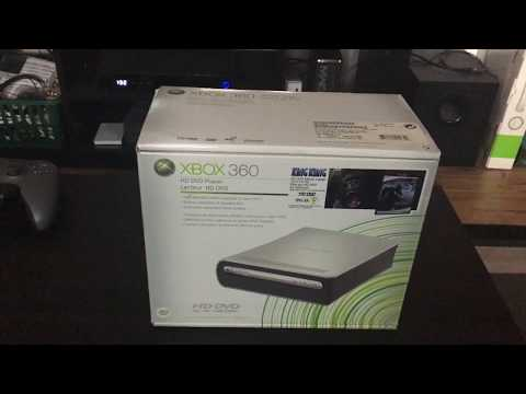 Xbox 360 HD-DVD Player Unboxing (in 2017!)