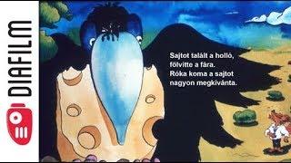 A holló és a róka + A  teknős és a nyúl (A diafilmet elmeséli Szurdoki Erika)