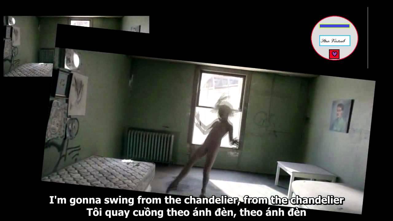 Lyric + Vietsub] Chandelier - Sia - YouTube