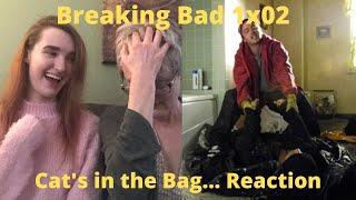 "Breaking Bad Season 1 Episode 2 ""Cat's in the Bag..."" REACTION!!"