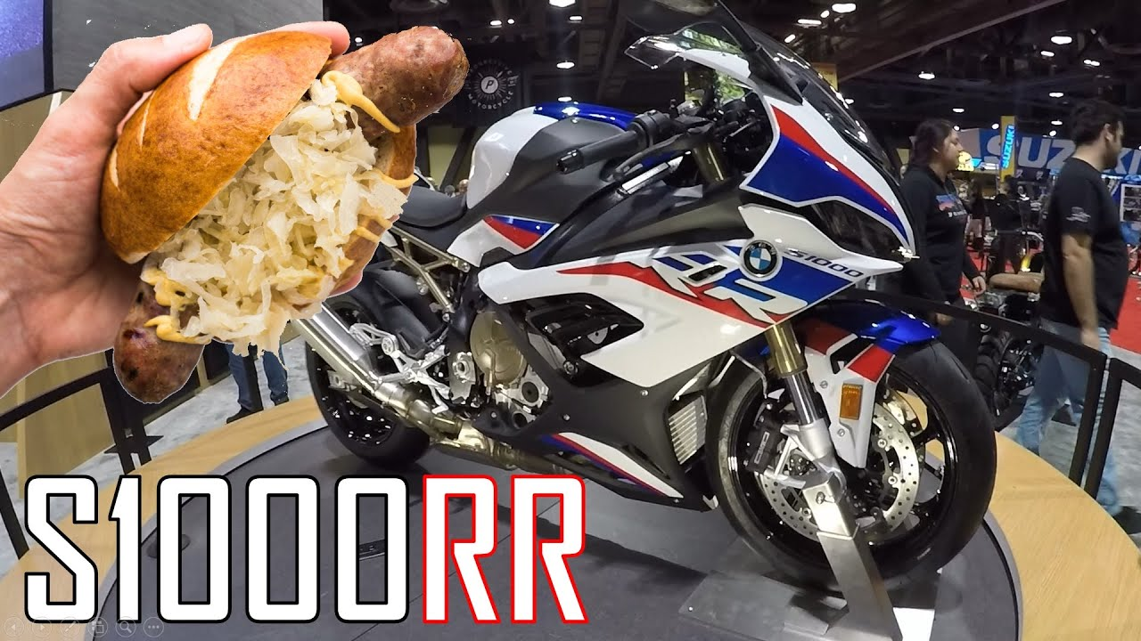 Fingering The 2019 Bmw S1000rr Long Beach Show Price Release