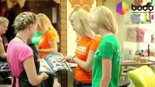 Мастер-класс плетения косичек(http://www.bodo.ua/go/master-klass-pleteniya-kosichek/ Индивидуальное занятие с профессиональным парикмахером. Он научит бережно..., 2014-07-03T14:47:16.000Z)