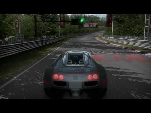 Need For Speed Shift - Bugatti Veyron 16.4