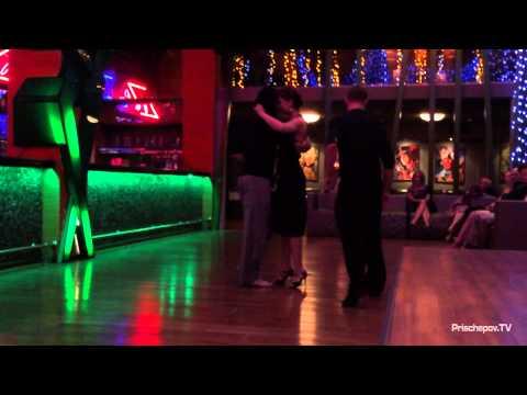 Александра Пищикова - танец именинницы, Prischepov TV - Tango Channel