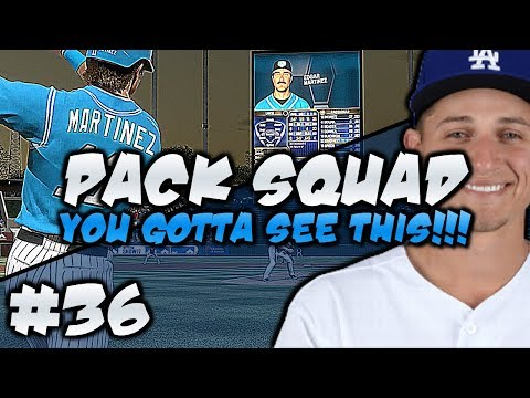 MUST SEE GAMEPLAY! INSANE ENDING! PACK SQUAD #36 MLB 17 DIAMOND DYNASTY!