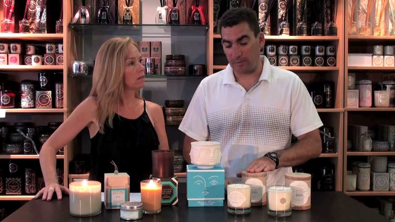 Ocean Candles For Summertime Youtube