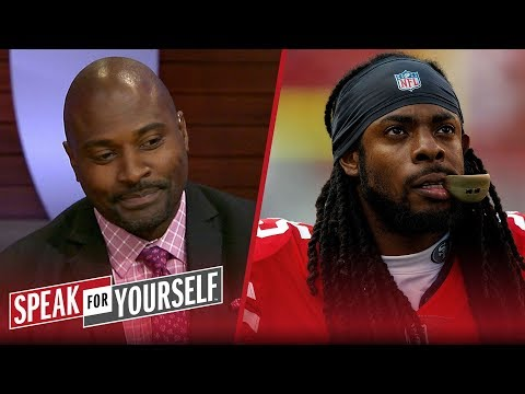 Marcellus Wiley blames Richard Sherman for the 49ers loss to the Packers | NFL | SPEAK FOR YOURSELF