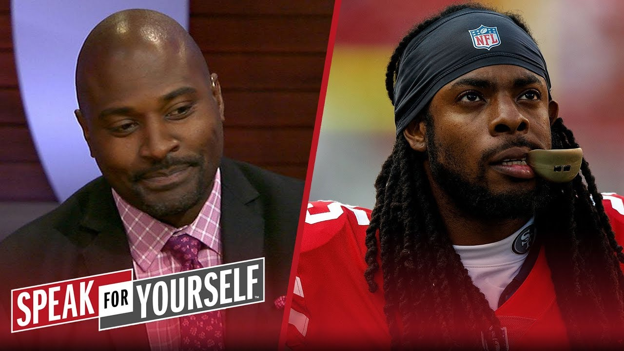 marcellus-wiley-blames-richard-sherman-for-the-49ers-loss-to-the-packers-nfl-speak-for-yourself