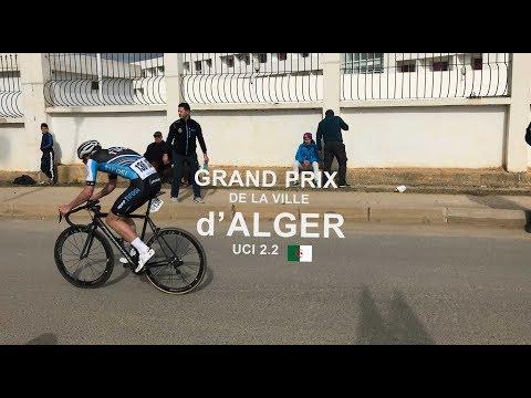 We had a police escort ! | Algeria Stage 1