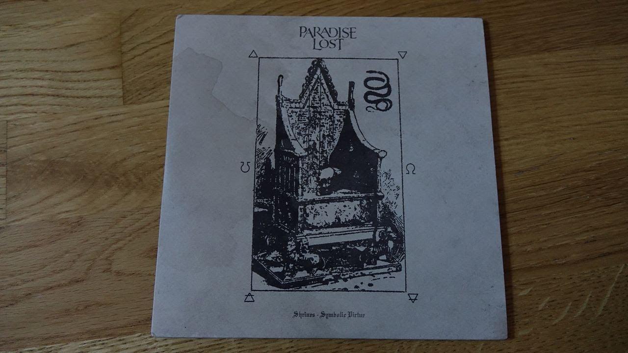 Paradise Lost Side A Vinyl Single - Bryston