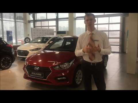 ВИДЕООБЗОР нового Hyundai Solaris
