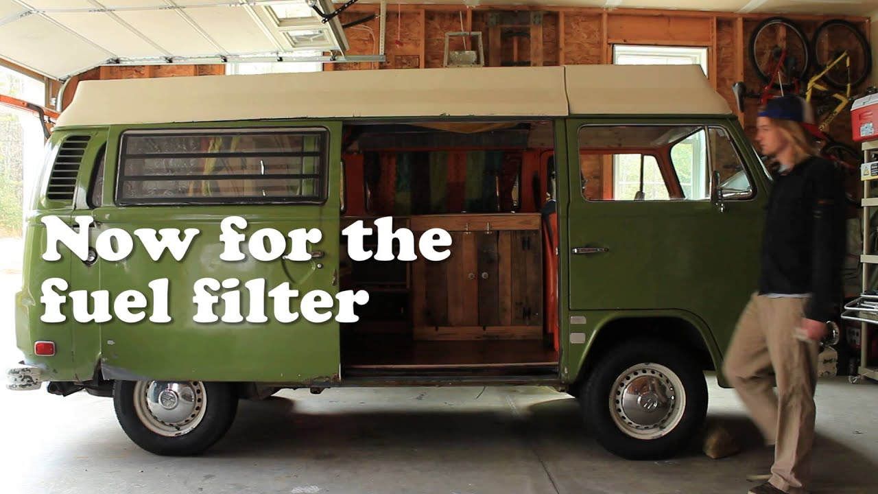 How To Change Your Air And Fuel Filter Youtube Rv