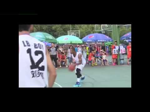 Instagram clips: King Handles in China Summer 2016. Streetball event in Chongqing, China.