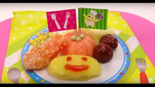 Japanese Meal DIY  Candy!!  Kracie Poppin Cookin 「Let