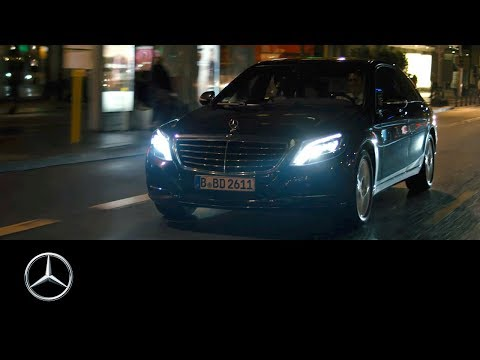 Mercedes-Benz S-Class: The Conductor | Alondra de la Parra