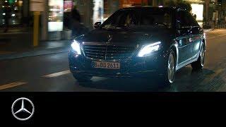 Mercedes-Benz S-Class: The Conductor   Alondra de la Parra
