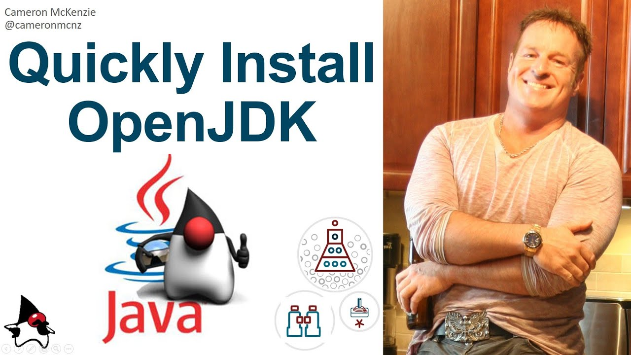 How to install OpenJDK with the AdoptOpenJDK distribution of Java
