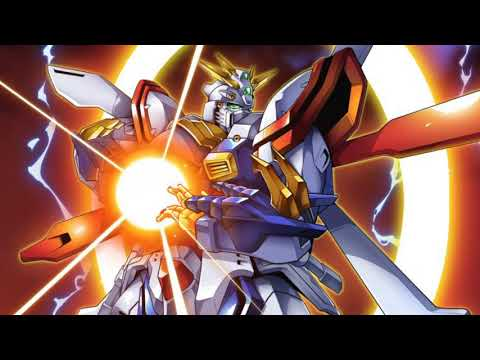 My Favourite Mobile Suits - G God Gundam
