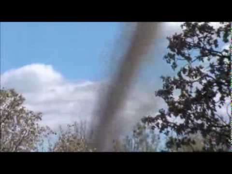 WEATHER PHENOMENON: MASSIVE DUST DEVIL FORMS IN NORTHERN ...
