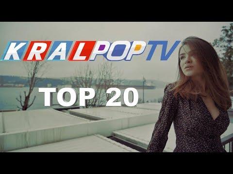 KRAL POP TV TOP 20 ŞARKI LİSTESİ   21 NİSAN 2018