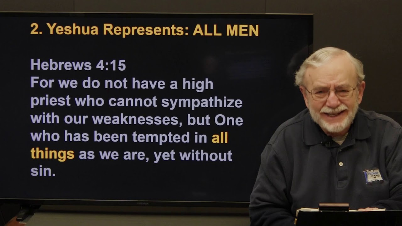 The Jewish Life of the Messiah 2021 -- Session 8