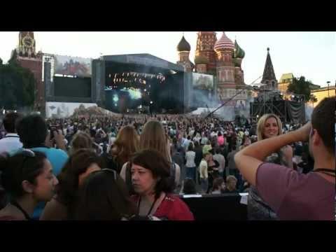 Linkin Park Moscow 2011 VIP Zone 23.06.11