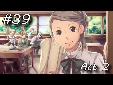 Katawa Shoujo - 39 - The Art Club [Rin Route] (Let's Play/Playthrough)