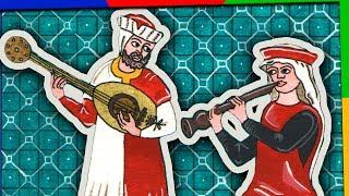 Учимся отличать средневековую музыку от любой другой+ЛАЙФХАКИ