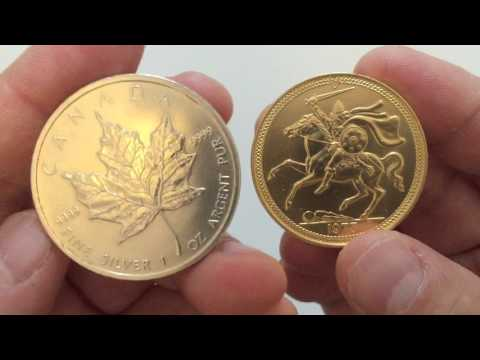Isle of Man Quintuple / £5 / Five Sovereign