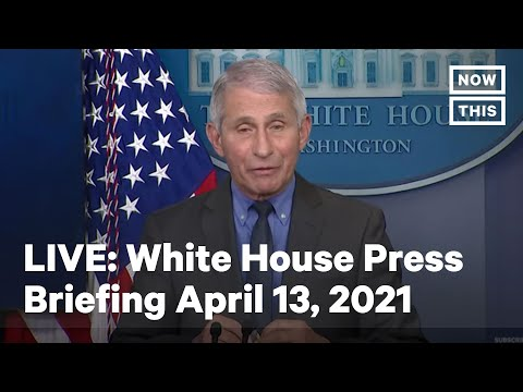 White House Press Secretary Holds a Press Briefing | LIVE