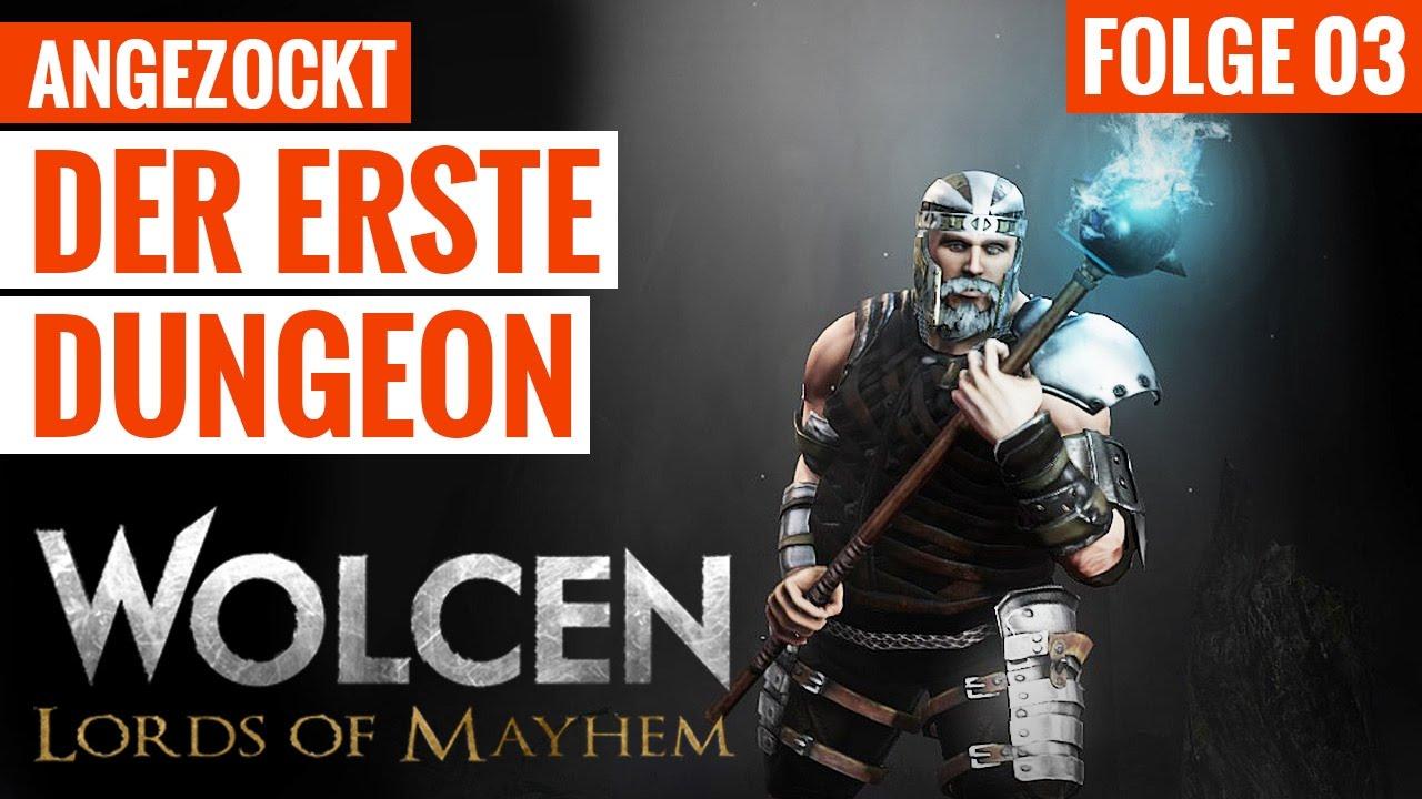 Mayhem Deutsch