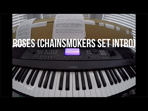 Roses (Chainsmokers Set Intro) Sheet Music