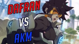 Dafran vs aKm