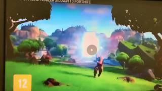 FORTNITE SEASON 10 OFFICIAL LEAKED TRAILER FROM BRAZIL