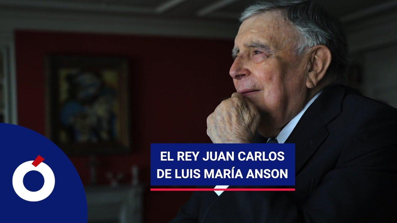 """Anson: """"Don Juan Carlos se ha ido de España profundamente dolido"""""""