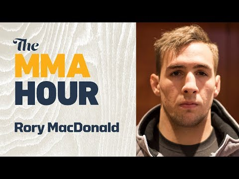 Rory MacDonald Thinks He'll be Used as an Alternate in Bellator's Heavyweight Tournament