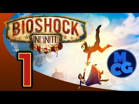 BioShock Infinite - Columbia's Worst Tourist - Part 1 - MCG