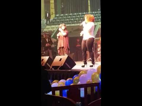 Mary Mary @ City Of Praise New Year's concert