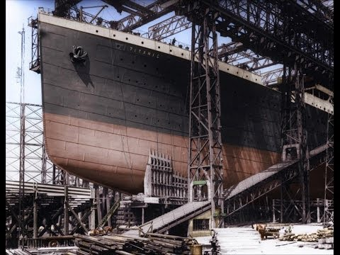 How The Titanic Was Built | BBC Documentary